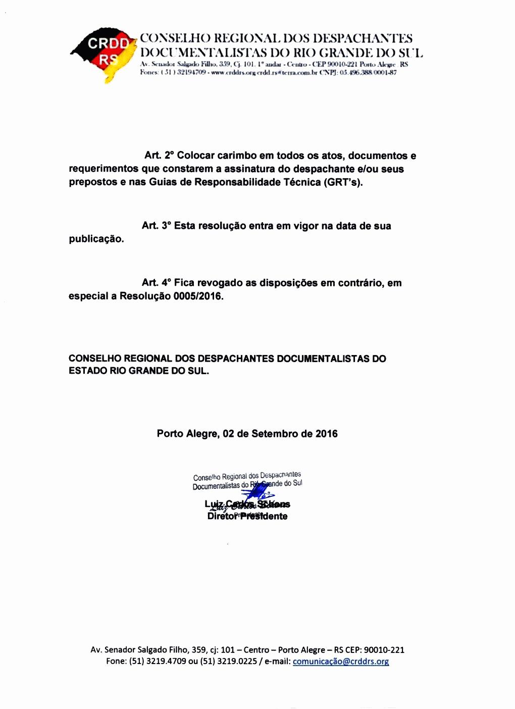 conselho regional dos despachantes do rio grande do sulsolenidade de posse da diretoria do conselho regional dos despachantes documentalistas do rio grande do sul exercício 2015 a 2019